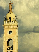 Tower of the São Gonçalo Church, Cuiabá, Mato Grosso, Brazil
