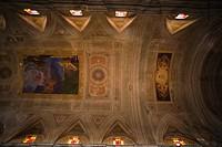 Interior Metropolitan cathedral, Sé Church, Padre Champagnat Street, Belém, Pará, Brazil