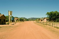 Dirt road, Cristino Castro, Piauí, Brazil