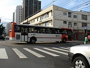 Crossing, Traffic, Vergueiro Street, Vila Mariana,