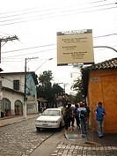 City, Street, Embu das Artes, São Paulo, Brazil