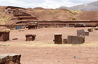 Tiwanaku, Department of La Paz, Pedro Domingo Murillo Province, La Paz, Bolívia