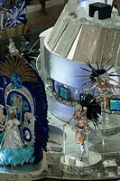 Portela, Carnaval, Rio de Janeiro, Brazil