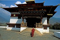Punakha Dzong, Bhutan