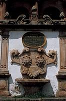 Tiradentes Square, Inconfidência Museum, Source, Ouro Preto, Minas Gerais, Brazil