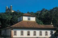 House of the Stories, Ouro Preto, Minas Gerais, Brazil