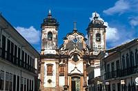 Nossa Senhora do Pilar Church, Ouro Preto, Minas Gerais, Brazil