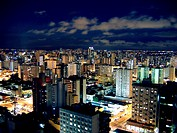 City, Curitiba, Paraná, Brazil