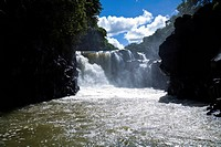 Grand River South East Falls, Mauritius