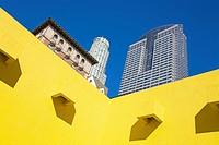 Pershing Square, Los Angeles, California, USA