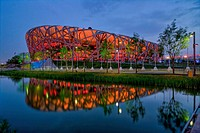 The National Stadium, Beijing,  People´s Republic  of China