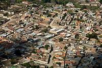 View of city from El Pichacho City Park, Tegucigalpa, Honduras