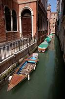 canal de Venecia