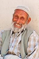 Turkey, Eastern Anatolia, Nemrut Dagi Mount Nemrut, Kurd farmer