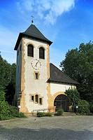 Germany, Essen, Ruhr area, North Rhine-Westphalia, D-Essen-Ruettenscheid, Friedrich Alfred Krupp, workmens dwellings, working-class housing estate, Kr...