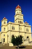 Cuba, Santiago de Cuba Province, El Cobre, Virgen de la Caridad del Cobre Basilica