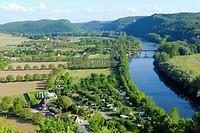Beynac-et-Cazenac, Perigord noir, Dordogne, Aquitaine, France