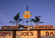 Sloppy Joe s Bar at dusk, Duval Street - Key West - Florida - USA