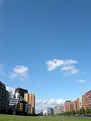 Panorama vom Potsdamer Platz
