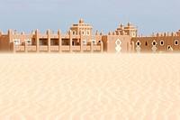Cape Verde, Sal Island, Santa Maria Beach, Riu Funana 5 star hotel