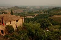 San Gimignano, Tuscany - Italy, San Gimignano, Tuscany - Italy