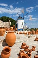Souvenirladen bei Sagres, Algarve, Portugal