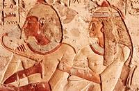 Egypt, Upper Egyt, El Kab, necropolis