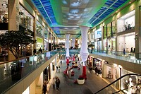 United Kingdom, Liverpool, MetQuarter shopping centre