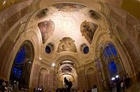 France, Paris, the Petit Palais museum