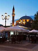 Banya Bashi Mosque is a mosque in Sofia, Bulgaria. It is one of the oldest mosques in Europe, having been completed in 1576, during the years the Otto...