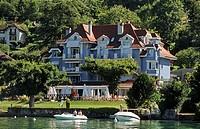 France, Haute Savoie, Annecy, Marc Veyrat´s house