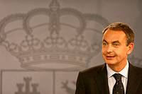 Prime Minister of Spain, Jose Luis Rodriguez Zapatero (Madrid, 2009)