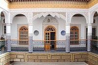 Madrasa (Arab school) at Fez