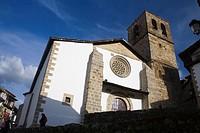 Santa Maria la Mayor Church  Bejar village  Salamanca  Castilla y León, Spain, Europe