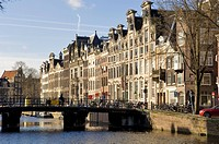 Netherlands, Northern Holland, Amsterdam, the major channels