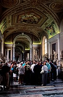 Italy, Lazio, Rome, the Vaticans museums