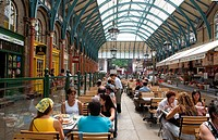 United Kingdom, London, Covent Garden Market