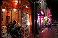 United Kingdom, London, Chinatown, Chinese Restaurant