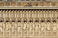 United Kingdom, London, Westminster Abbey
