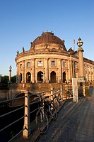 Germany, Berlin, Mitte District, Museum Island, listed as World Heritage by UNESCO, the Bode Museum