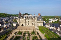 Castle of Langeais, Indre-et-Loire, France
