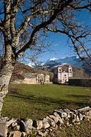 Pueblo de Lois  Parque Regional de los Picos de Europa  León  Castilla y León  España