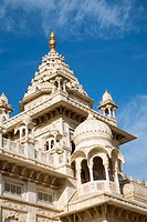 Jaswant Thada Memorial, Jodhpur, Rajasthan, India