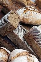 Organic bread.