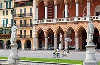 Prato della Valle, Padova, Veneto, Italy