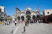 St Mark´s Square, Venice, Italy