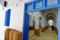 Jamaa Echeikh mosque, Djerba, Tunisia