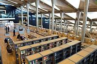 Egypt, Lower Egypt, the Mediterranean Coast, Alexandria, Alexandrina Library