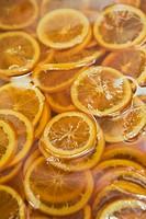 France, Alpes Maritimes, Menton, Confitures Herbin, orange jam