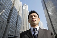 Businessman, close-up (thumbnail)